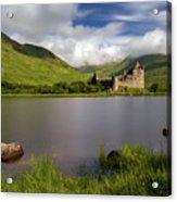 Loch Awe Stones Acrylic Print