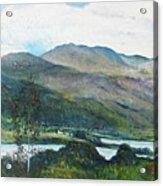 Loch Dun Luiche Donegal Ireland 2916 Acrylic Print