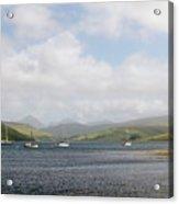 Loch Harport At Carbost Acrylic Print