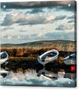 Loch Harray Dawn Iv Acrylic Print