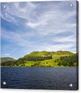 Loch Katrine Scotland Acrylic Print