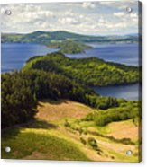 Loch Lomond From Conic Hill Acrylic Print