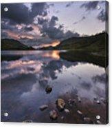 Loch Lubhair Acrylic Print