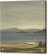Loch Nell, 1930-1935, By Sir David Cameron Acrylic Print