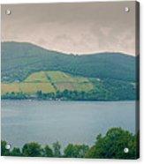 Loch Ness Landscape, Acrylic Print