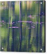 Lochan Glennan Reflections Acrylic Print