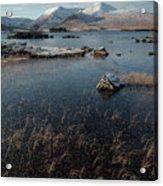 Lochan Nah-achlaise, Rannoch Moor, Scotland Acrylic Print