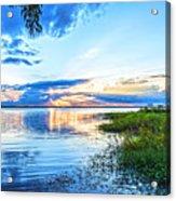 Lochloosa Lake Acrylic Print