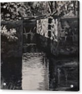 Lock 17 Acrylic Print
