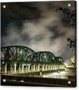 Lock 8 Erie Canal Acrylic Print
