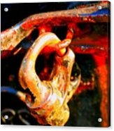 Locked Up Acrylic Print