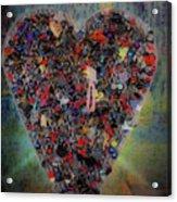 Locket Heart-6 Acrylic Print