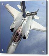 Lockheed Martin F-35 Lightning II, 2016 Acrylic Print