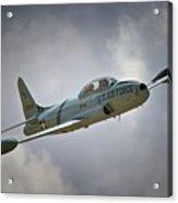 Lockheed P-80 Shooting Star 2011 Chino Air Show Acrylic Print
