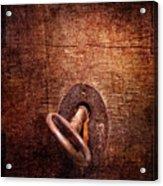 Locksmith - Locked  Acrylic Print