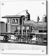 Locomotive, 1893 Acrylic Print