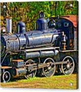 Locomotive 201 Acrylic Print