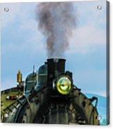 Locomotive 26 Steamtown  Acrylic Print