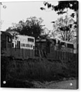 Locomotive 8241 Acrylic Print