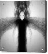 Locust Girl Acrylic Print