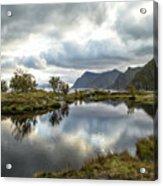 Lofoten Reflections Acrylic Print