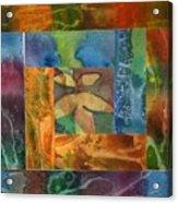 Log Cabin 6008 Acrylic Print