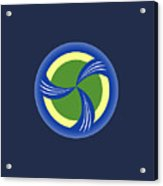 logo for TRAG Acrylic Print