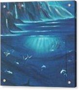 Loihi Rising  Acrylic Print