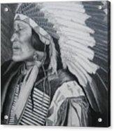 Lokata Chief Acrylic Print
