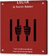 Lolita By Vladimir Nabokov Greatest Books Ever Series 019 Acrylic Print