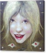 Lolita Died Acrylic Print