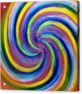 Lolly Pop Acrylic Print