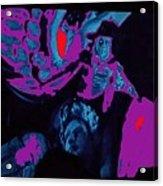 Lon Chaney Phantom Of The Opera 3 Publicity Photo 1925-2011 Acrylic Print