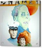 Lon Chaney Sr Acrylic Print