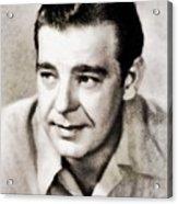 Lon Chaney, Vintage Actor Acrylic Print