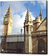 London - Big Ben  Acrylic Print