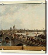 London 1802 Acrylic Print