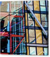 London Bankside Architecture 1 Acrylic Print