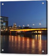London Bridge Acrylic Print