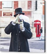 London Bubbles 3 Acrylic Print