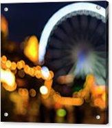 London Christmas Markets 14 Acrylic Print
