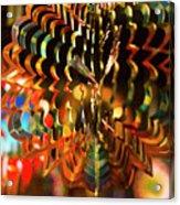 London Christmas Markets 15 Acrylic Print