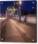 London England #101 Acrylic Print