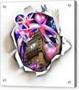 ''london'' Acrylic Print