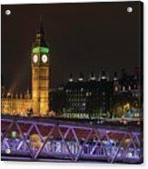 London Lights Acrylic Print
