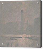 London, Shot Tower.  Acrylic Print