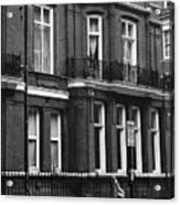 London Sixties Lambretta Acrylic Print