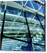 London Sky Garden Architecture 1 Acrylic Print