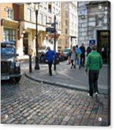 London Street Acrylic Print
