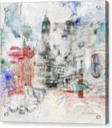 London Study Acrylic Print